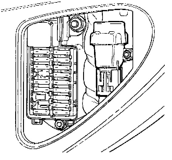 Fuse Box Diagram 1998 Jaguar Xj8 : Jaguar xk convertible fuse box auto wiring