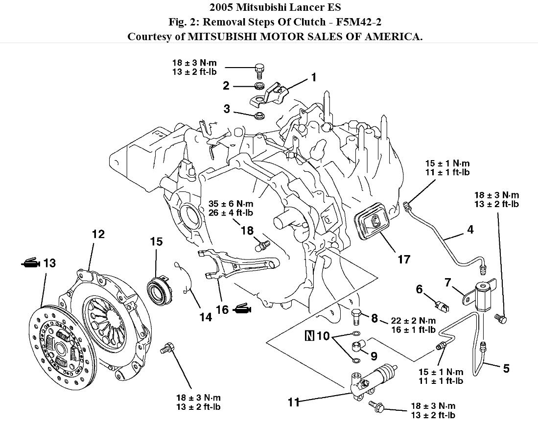 2002 mitsubishi lancer es engine diagram Images Gallery