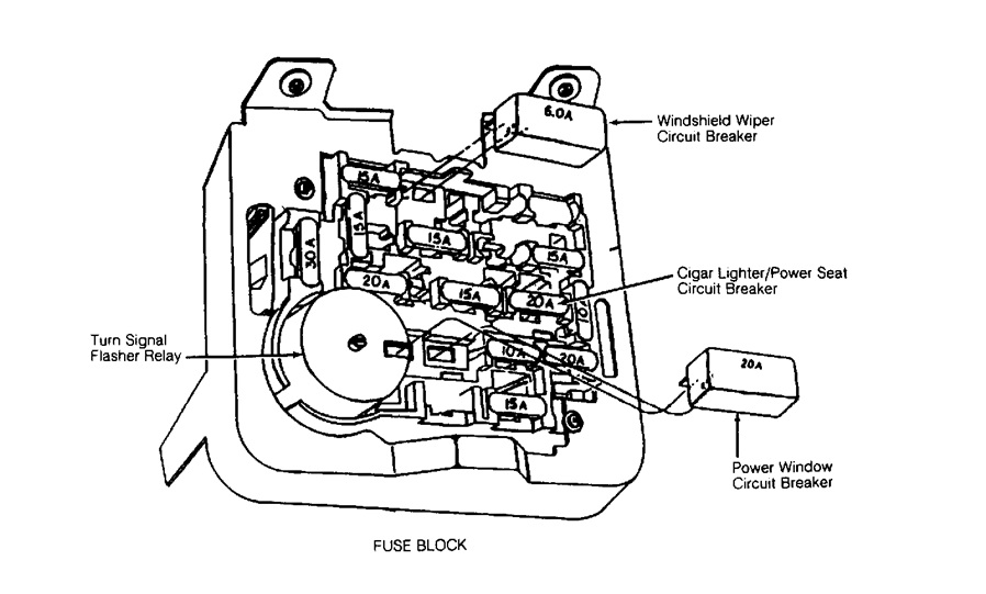 looking for fuse box diagram ford tempo  ford  auto fuse