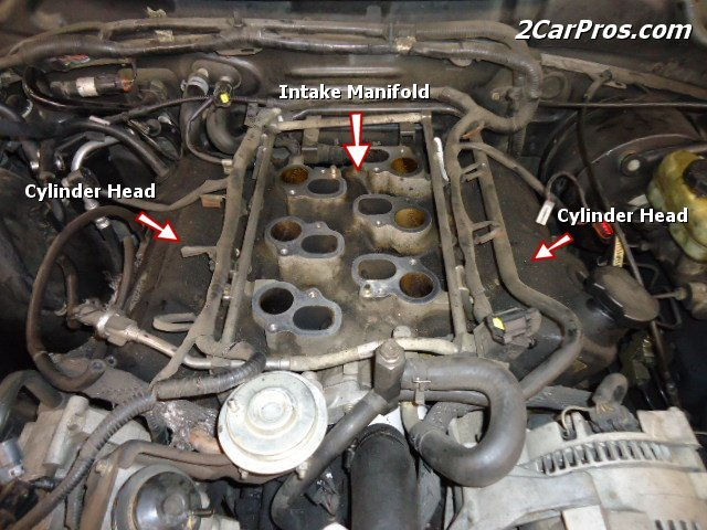 How to Replace an Intake Manifold in Under 2 Hours