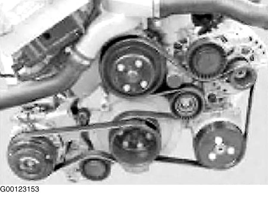 2001 Bmw 530i Serpentine Belt Routing And Timing Belt Diagrams