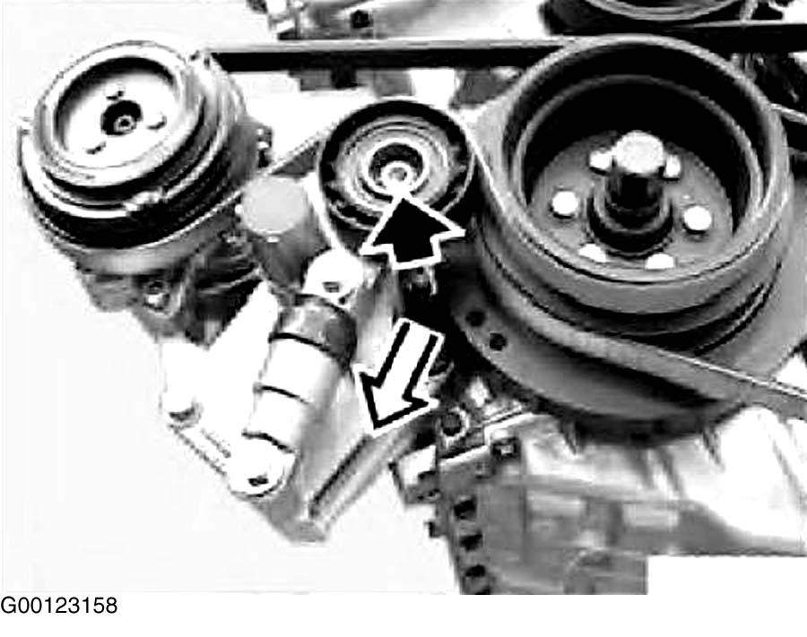 2001 Bmw X5 Serpentine Belt Routing And Timing Belt Diagrams