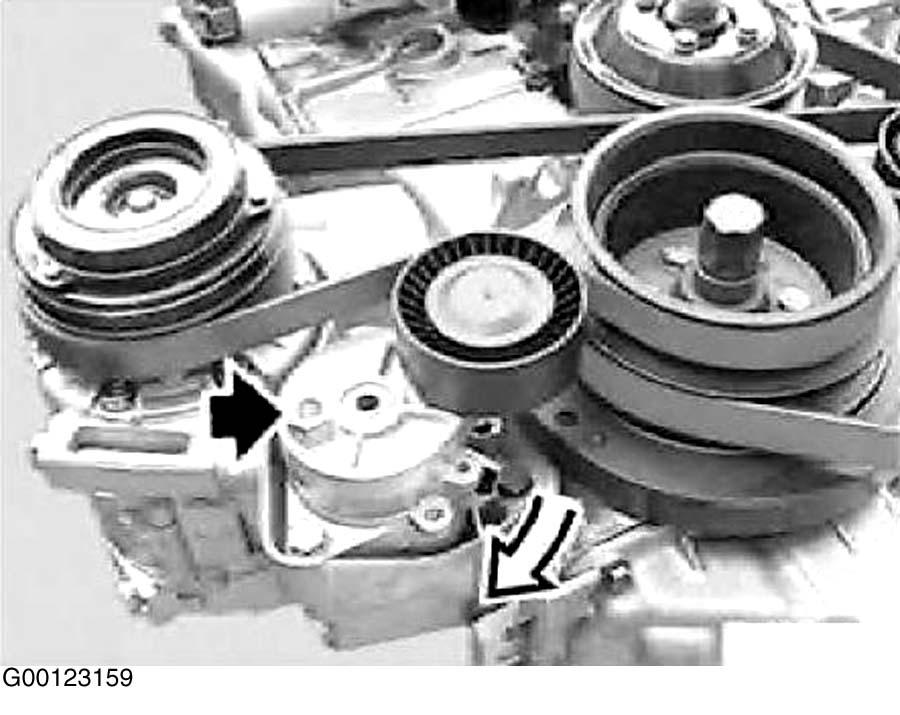 2002 Bmw X5 Serpentine Belt Routing And Timing Belt Diagrams